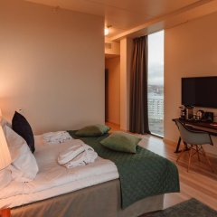 Clarion Hotel Helsinki 4* Номер Делюкс с различными типами кроватей фото 3