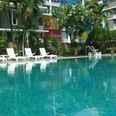 Ratchada City Hotel бассейн фото 2