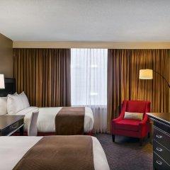 Отель Doubletree by Hilton Los Angeles Downtown 3* Стандартный номер с 2 отдельными кроватями фото 2