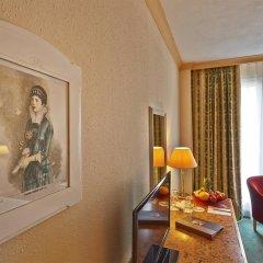 Отель Danubius Health Spa Resort Butterfly 4* Стандартный номер с различными типами кроватей фото 3