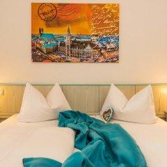 Отель Amenity Германия, Мюнхен - отзывы, цены и фото номеров - забронировать отель Amenity онлайн комната для гостей фото 5