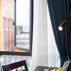 Holiday Emerald Hotel 3* Стандартный номер с различными типами кроватей фото 9