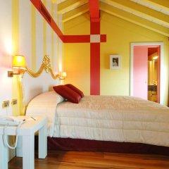 Hotel Ca' Zusto Venezia 4* Стандартный номер с различными типами кроватей фото 5
