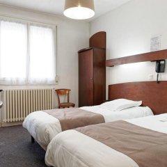Отель Commerce et Touring 2* Стандартный номер с 2 отдельными кроватями фото 2