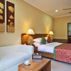 Отель Baan Souy Resort 3* Улучшенная студия с разными типами кроватей фото 3