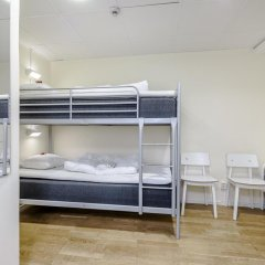 City Hostel Стандартный номер с различными типами кроватей фото 5