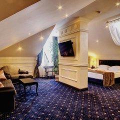 Гостиница Villa le Premier 5* Представительский люкс разные типы кроватей