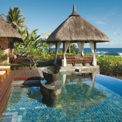 Отель Shanti Maurice Resort & Spa 5* Вилла с различными типами кроватей фото 5