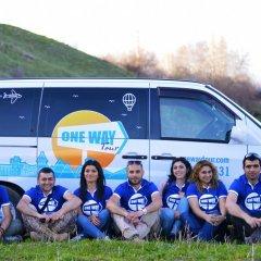 Отель One Way Hostel & Tours Армения, Ереван - отзывы, цены и фото номеров - забронировать отель One Way Hostel & Tours онлайн городской автобус