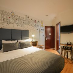Отель CITY ROOMS NYC - Soho Стандартный номер с различными типами кроватей фото 2