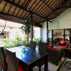 Отель Aleesha Villas 3* Улучшенная вилла с различными типами кроватей фото 13