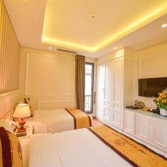 Hanoi HM Boutique Hotel 3* Стандартный номер с различными типами кроватей фото 3