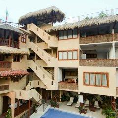 Отель Villas Las Azucenas Мексика, Сиуатанехо - отзывы, цены и фото номеров - забронировать отель Villas Las Azucenas онлайн