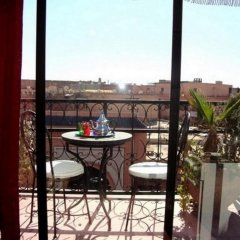 Отель Residence Miramare Marrakech 2* Студия с различными типами кроватей фото 20