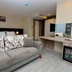 Dora Hotel 3* Люкс повышенной комфортности с различными типами кроватей фото 4