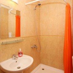 Апартаменты Sofia Apartments in Sunny Residence ванная