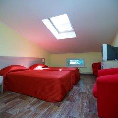 Гостиница Вояж Парк (гостиница Велотрек) 2* Номер категории Эконом с 2 отдельными кроватями