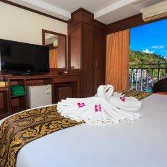 Sharaya Patong Hotel 3* Номер Делюкс с различными типами кроватей фото 5