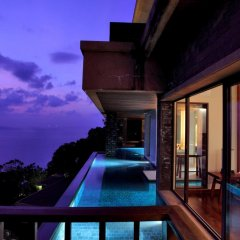 Отель Paresa Resort Phuket 5* Люкс с двуспальной кроватью фото 2