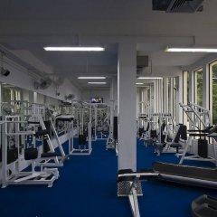 Отель Eden Resort фитнесс-зал