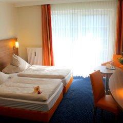 Acora Hotel und Wohnen Düsseldorf 3* Стандартный номер с двуспальной кроватью фото 4