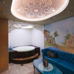 Мини-отель Бархат Представительский люкс с различными типами кроватей фото 22