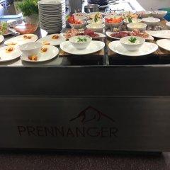 Отель Gasthaus Prennanger Горнолыжный курорт Ортлер питание