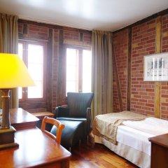 Clarion Collection Hotel Skagen Brygge 3* Стандартный номер с различными типами кроватей фото 5