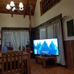 Отель Cabaña El Volcan развлечения