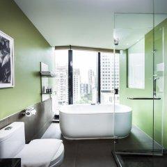 Отель The Continent Bangkok by Compass Hospitality 4* Стандартный номер с различными типами кроватей фото 15