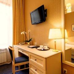 Гостиница Астон 4* Номер Комфорт с различными типами кроватей фото 9
