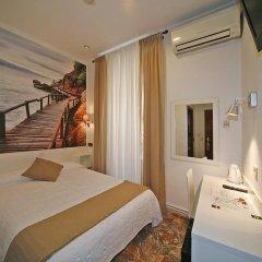 Отель Hostal Comercial Стандартный номер с двуспальной кроватью фото 6