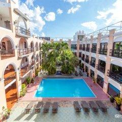 Hotel Doralba Inn балкон