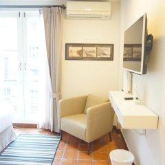 Отель Ratchadamnoen Residence 3* Стандартный номер с двуспальной кроватью фото 18