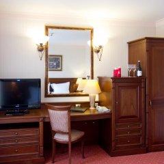 Бутик Отель Кристал Палас 4* Стандартный номер с разными типами кроватей фото 6