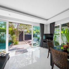 Отель Villas In Pattaya 5* Стандартный номер с 2 отдельными кроватями фото 10