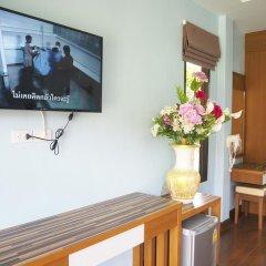 Отель Chomview Resort Ланта удобства в номере фото 2