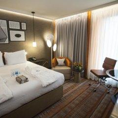 Отель Hilton London Tower Bridge 4* Представительский номер с различными типами кроватей фото 4