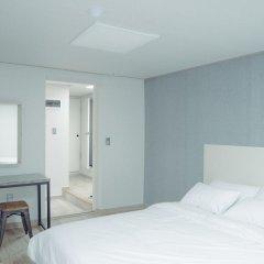 The An Hostel Стандартный семейный номер с различными типами кроватей фото 3