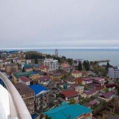 Апартаменты Bogdana Khmelnitskogo 10 Apartment Сочи балкон