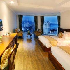 Nha Trang Palace Hotel 3* Номер Делюкс с различными типами кроватей фото 2