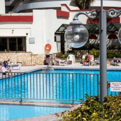 The San Anton Hotel спортивное сооружение