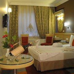SV Business Hotel Diyarbakir 4* Люкс фото 4