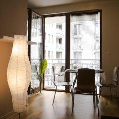 Апартаменты Senator Apartments Budapest Улучшенная студия с различными типами кроватей фото 6