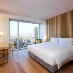 Hotel ENTRA Gangnam 4* Номер Делюкс с различными типами кроватей фото 5