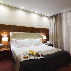 Hotel Silken Coliseum 4* Номер Комфорт с различными типами кроватей
