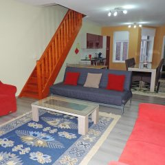 Отель Résidence Muken Бельгия, Брюссель - отзывы, цены и фото номеров - забронировать отель Résidence Muken онлайн комната для гостей фото 3