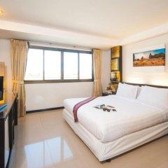 Отель Crystal Inn Phuket 3* Стандартный номер фото 4