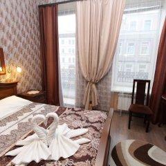 Гостевой дом Геральда на Невском Полулюкс разные типы кроватей фото 13
