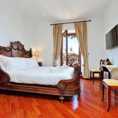Отель Terrazze Navona 2* Улучшенный номер с различными типами кроватей фото 5
